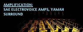 Graphic of Equipment: AMPLIFICATION